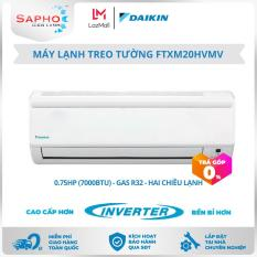 Máy Lạnh Treo Tường FTXM20HVMV – Daikin 7000btu Inverter – Gas R32 – Điều hòa chính hãng – Điện máy SAPHO