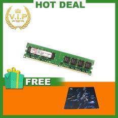 Ram Máy Tính Bàn DDR PC Kingston 2GB, DDR 3, Bus 1333Mhz Tản Nhiệt Tốt