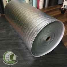 Xốp bạc cách nhiệt – xốp chống nóng – chống thấm dày 3ly [ 1 mét ]