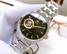 Đồng hồ nam Orient Golden Eye II FAG03002B0 – Máy Automatic – Kính Sapphire – Dây thép không gỉ