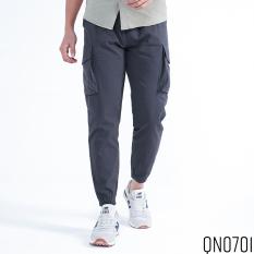 Quần Jogger Túi Hộp Nam ROUGH Outfit, Form Dáng Trẻ Trung, Chất Đũi Sơ Gỗ ( Sồi )