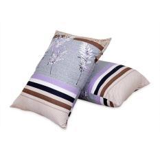 1 áo gối cotton nhung 35x50cm (giao mẫu ngẫu nhiên) – ao goi cotton – vỏ gối cotton – vo goi