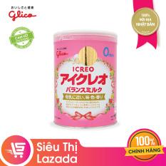 [FREESHIP TOÀN QUỐC] Sữa Bột Glico Icreo Balance Milk số 0 800g dành cho trẻ từ 0-12 tháng – 100% nội địa Nhật Bản – HSD tối thiểu 10 tháng