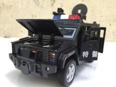 Mô hình xe Po.lice SWAT 1:32