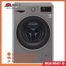 Máy giặt sấy LG FC1409D4E, giặt 9.5kg, sấy 5kg, Inverter