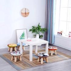 GHẾ GỖ – Ghế gỗ nhỏ bọc nệm