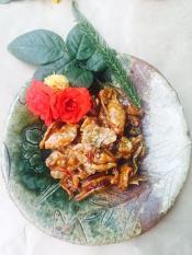 Khô mực phi hành ớt ăn liền 200g Đầm Sen Đặc sản Phan Thiết