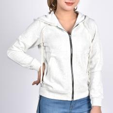 Áo Nỉ O.jeans – Kéo Khóa Có Mũ Nữ – 5AKT840710BW
