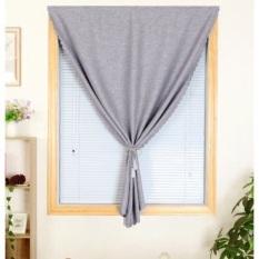 Rèm dán dính tường không cần khoan và căng dây
