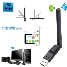 Usb Wifi – Wireless Apdater Ieee802.11 B/G/N 150Mbps – Kết Nối Internet – Lướt Net Không Dây – Thay Thế Card Mạng Dây