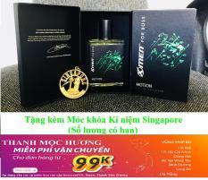 Nước hoa cao cấp Xmen Boss 2018 có hộp và chữ kí Christan (Motion)