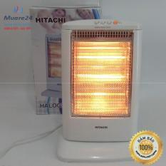 Quạt sưởi đèn sưởi Hitachi 3 Bóng DH 168 1200W Bảo Hành 12Tháng