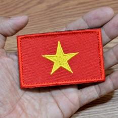 [Lấy mã giảm thêm 10%] Tấm Patch Dán Hình Cờ Việt Nam Và Các Nước