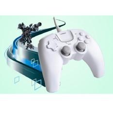 [Nhập NEWSELLERW503 giảm 10% tối đa 100K] Tay cầm chơi game nazar v44 trắng usb có dây controller gamepad joystick cam kết sản phẩm đúng mô tả chất lượng đảm bảo an toàn đến sức khỏe người sử dụng