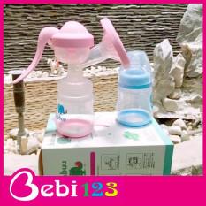 Máy hút sữa cầm tay Baby Babuu Nhật Bản tặng 6 túi trữ sữa cho mẹ