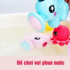 Đồ chơi nhà tắm voi phun nước, lựa chọn đồ chơi trong bồn tắm cho bé giúp bé chơi ngoan hơn, mẹ sẽ dễ dàng tắm cho bé mà không lo bé quấy khóc nữa