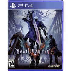 Đĩa Game PS4 Devil May Cry 5 – Hàng Nhập Khẩu