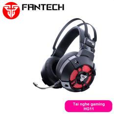 Tai nghe FanTech HG11 Captain 7.1 có LED RGB