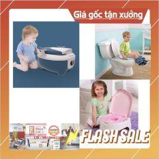 Bô vệ sinh cho bé có ghế ngồi tiện lợi tháo lắp dễ dàng