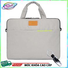 Túi Chống Sốc Laptop ĐA NĂNG 15.6 inch cao cấp Case HK33 Shalla Tặng móc khóa cao cấp