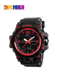 Đồng hồ Thể thao nam giá rẻ- Đồng hồ nam điện tử thể thao SKMEI 1155B – Chống nước, chống Shock