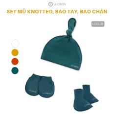 MŨ KNOTTED HEAD, BAO TAY, BAO CHÂN