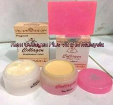 Kem Collagen Plus Vit E Indonesia