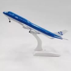 Airbus Boeing B747 KLM Hãng Hàng Không Máy Bay Máy Bay Máy Bay Mô Hình 20 Cm Bằng Hợp Kim Đồ Chơi Với Bộ Bánh Đáp Đồ Chơi F Bộ Sưu Tập