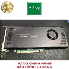 Card màn hình Nvidia Quadro 4000 2GB 256-bit GDDR5 bảo hành 6 tháng
