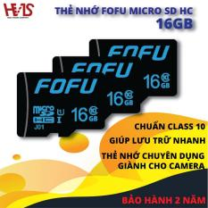 Thẻ Nhớ Chính Hãng FoFu 32GB Chuẩn Class 10