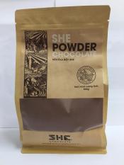 Bột chocolate nguyên chất SHE 170g