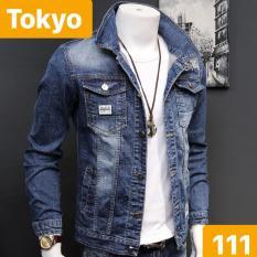 ÁO KHOÁC JEAN NAM CHẤT BÒ XANH MÙA ĐÔNG NHẬT BẢN OSAKA CAO CẤP TK-111 – TOKYO FASHION