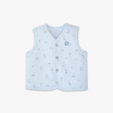 Áo gile 2 lớp mèo mây xanh – miomio – dành cho bé từ 0-24 tháng, cam kết hàng đúng mô tả, chất lượng đảm bảo an toàn đến sức khỏe người sử dụng