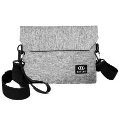 ( FREESHIP + TẶNG MK + VIDEO ) Túi đeo chéo mini nam nữ unisex thời trang Hàn quốc có thể làm bóp ví cầm tay BEE GEE 094