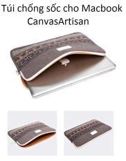 Túi chống sốcCanvasArtisan cho Macbook.