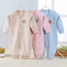 Body dài tay liền thân bodysuit dài tay cotton cho bé trai và bé gái sơ sinh từ 3-14kg hàng đẹp xuất nhật – BD28