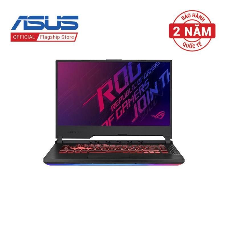 Laptop gaming Asus ROG Strix G512-IAL001T (Intel I7-10750H/ GEFORCE GTX 1650TI 4GB/ 8GB/ 512GB/ 15.6″144HZ IPS RGB KEYBOARD/ WIN10 thiết kế tối ưu hóa các tính năng