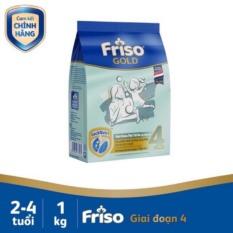 SƯA BÔT FRISO GOLD 4 1 KG – SIÊU TIÊT KIÊM