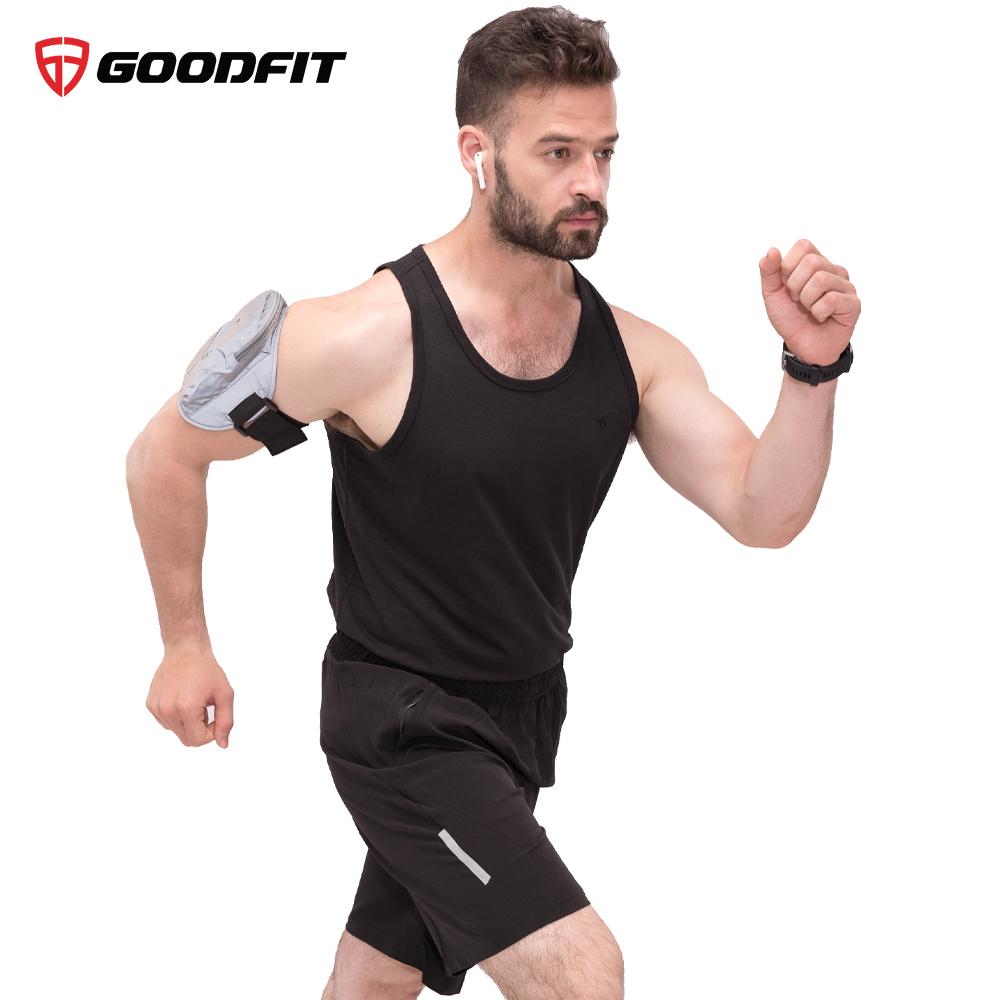 Túi đeo tay đựng điện thoại chạy bộ Armband GoodFit GF201RA