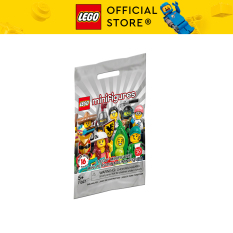 LEGO MINIFIGURES 71027 Nhân Vật LEGO số 20 ( 8 Chi tiết)
