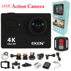 Camera hành trình 4K. Camera hành trình EKEN H9R PLUS chính hãng. Chống Nước Ngoài Trời HD Chống Rung Máy ảnh WIFI Kỹ Thuật Số 4K Action Cam