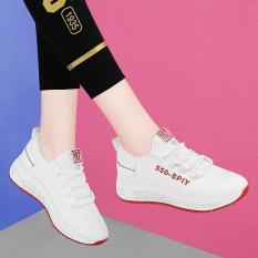 Giày sneaker Nữ Cá Tính Hot Trend 2019 Thời Trang G128