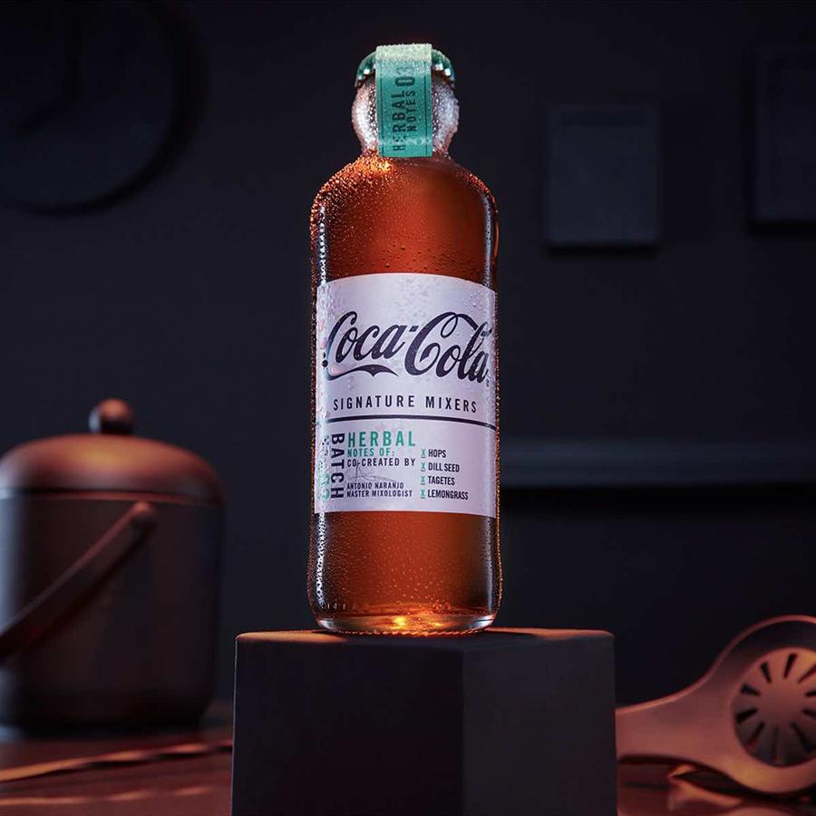 Coca Cola Sig Mixers HERBAL 200ml – Coca Cola Sig Mixers Vị Thảo Mộc 200ml