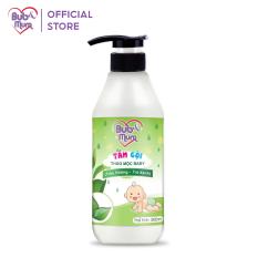 Tắm gội thảo mộc Baby chiết xuất Trầu Không và Trà Xanh – Tràm Trà – Khuynh Diệp 500ml BuB&MuM Advanced by JULYHOUSE