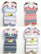combo 5 Body đùi liền quần cotton Carter's Thái Lan cho bé trai 3 tháng – 2 tuổi( Màu ngẫu nhiên ) – áo liền quần, body suit, sleep suit, body ngắn tay