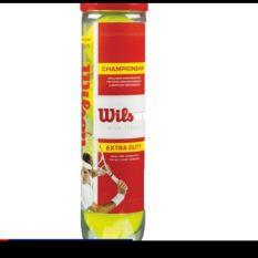 Banh tennis Wilson đỏ