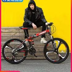 xe đạp gấp bánh 26 in( hàng cao cấp)ib shop chọn màu nha