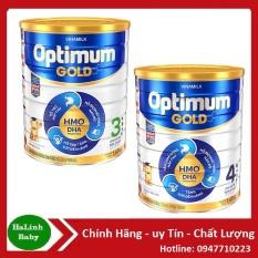 Sữa Optimum gold 3, 4 1,45kg [Date 2023]