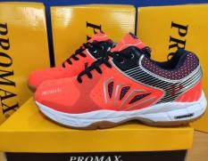 Giày bóng chuyền nam Promax Pr2001 màu đỏ gạch
