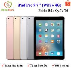 """Máy Tính Bảng iPad Pro 9.7"""" (4G+ Wifi) 32Gb / 128Gb Chính Hãng – Zin Đẹp 99% – Màn Đẹp / Loa To / Ram 2Gb / Chip A9X"""